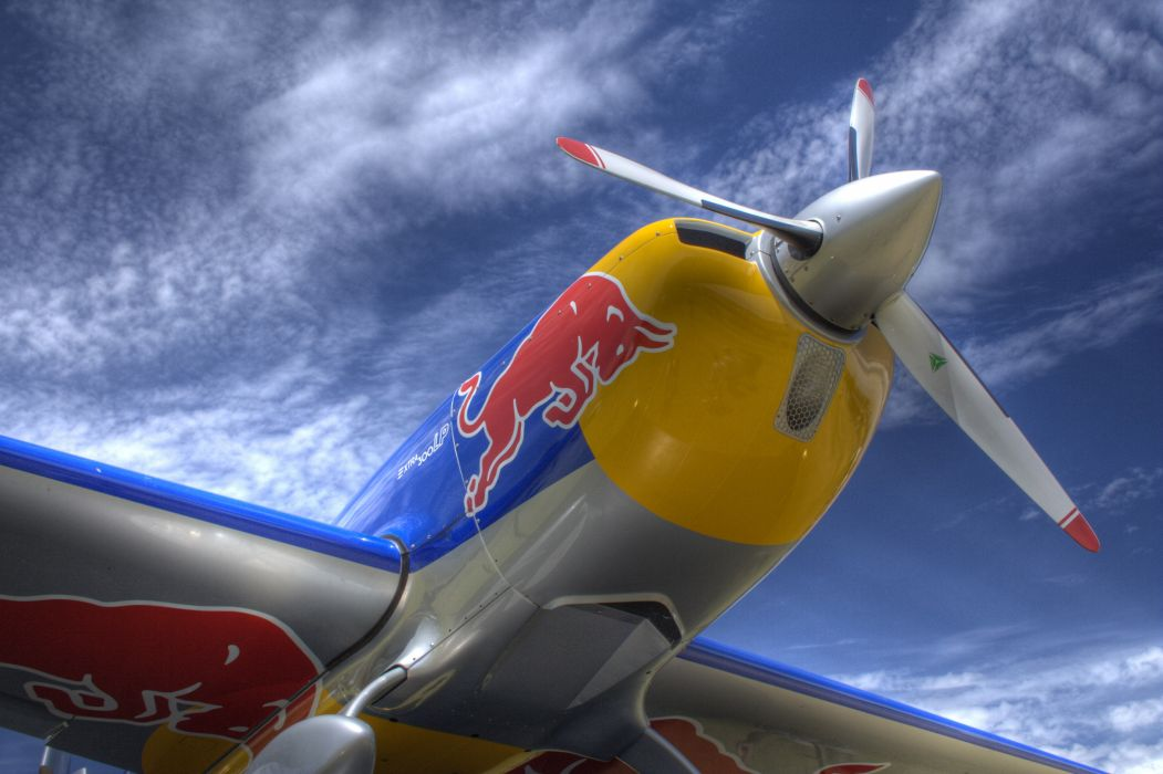 RED-BULL-AIR-RACE airplane plane race racing red bull aircraft  f wallpaper