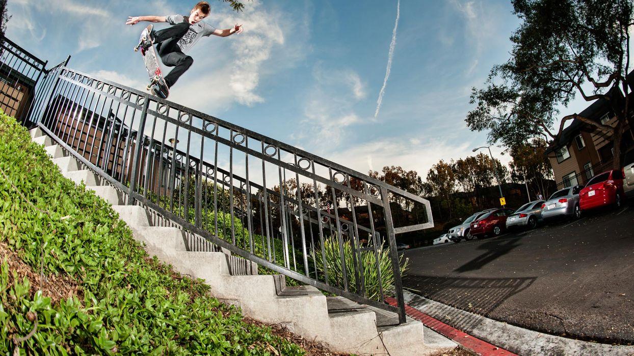 SKATEBOARD skateboarding skate  he wallpaper