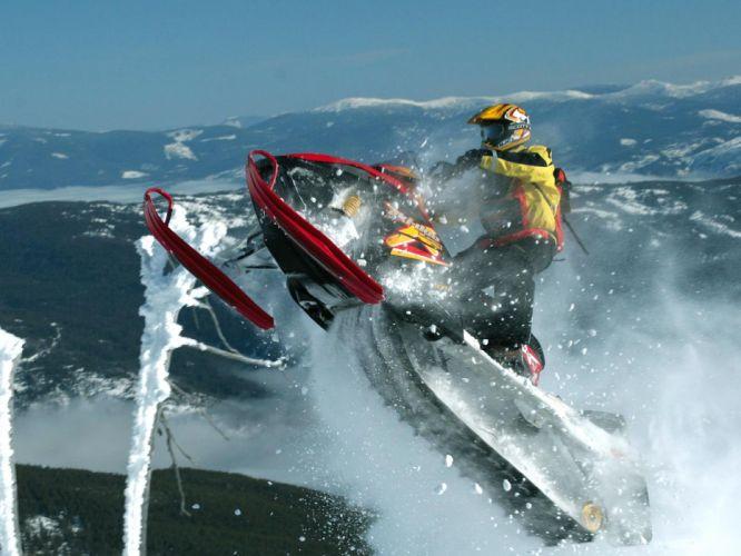 snowmobile f wallpaper