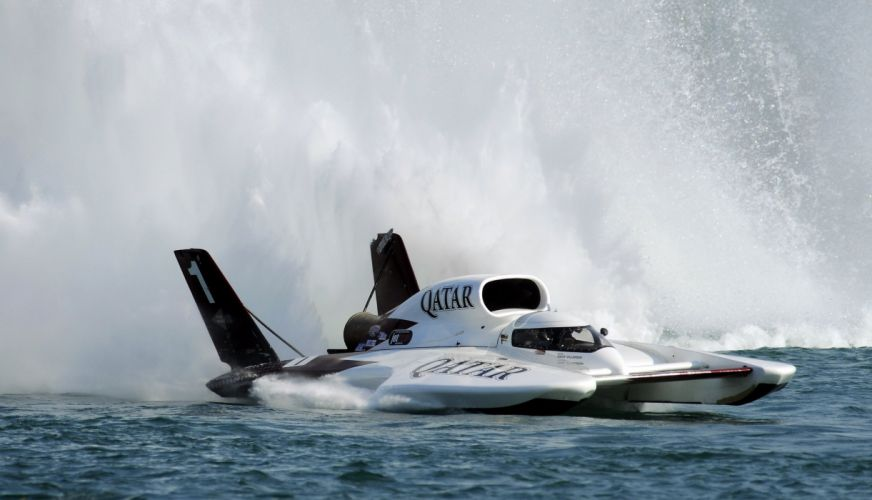 UNLIMITED-HYDROPLANE race racing jet hydroplane boat ship hot rod rod hf wallpaper