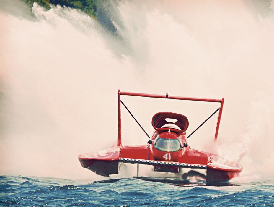UNLIMITED-HYDROPLANE race racing jet hydroplane boat ship hot rod rod  he wallpaper