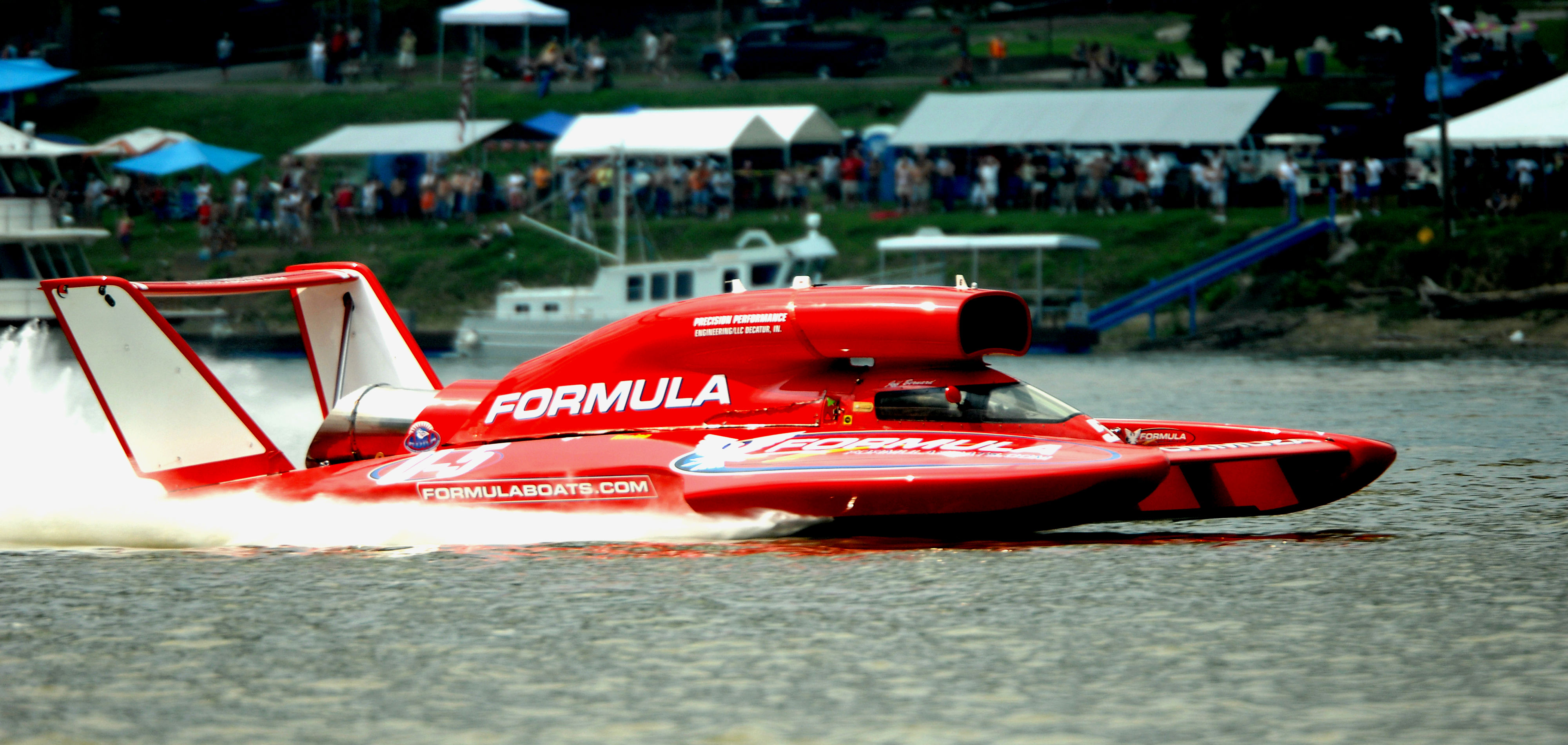 how to build a hydroplane race boat