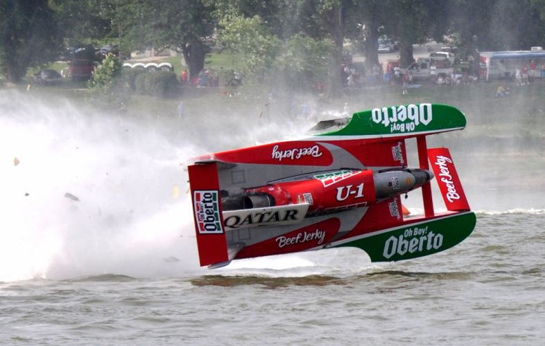 UNLIMITED-HYDROPLANE race racing jet hydroplane boat ship hot rod rods rm wallpaper
