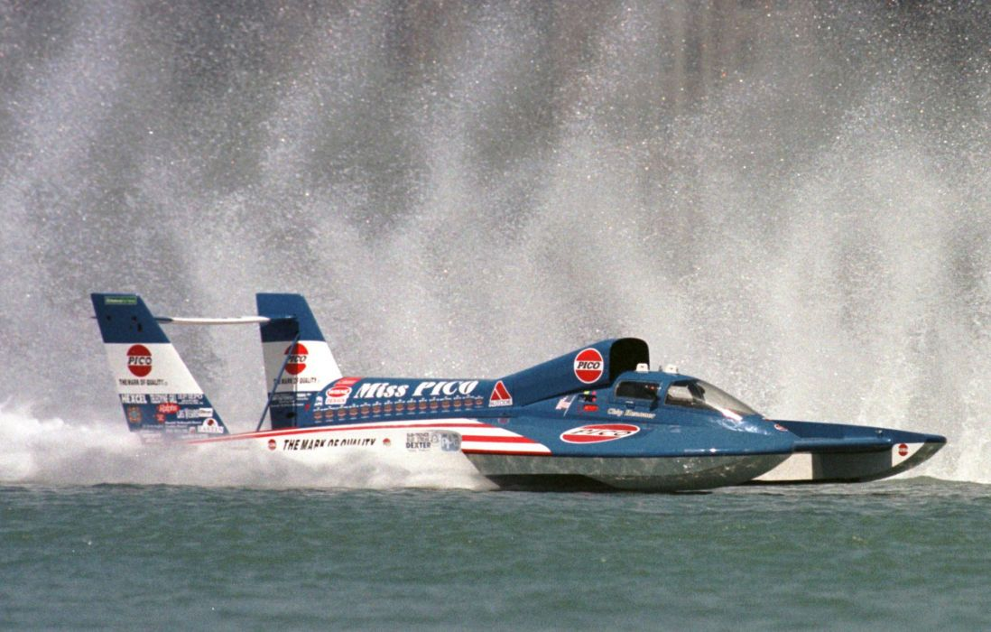 UNLIMITED-HYDROPLANE race racing jet hydroplane boat ship hot rod rods   r wallpaper