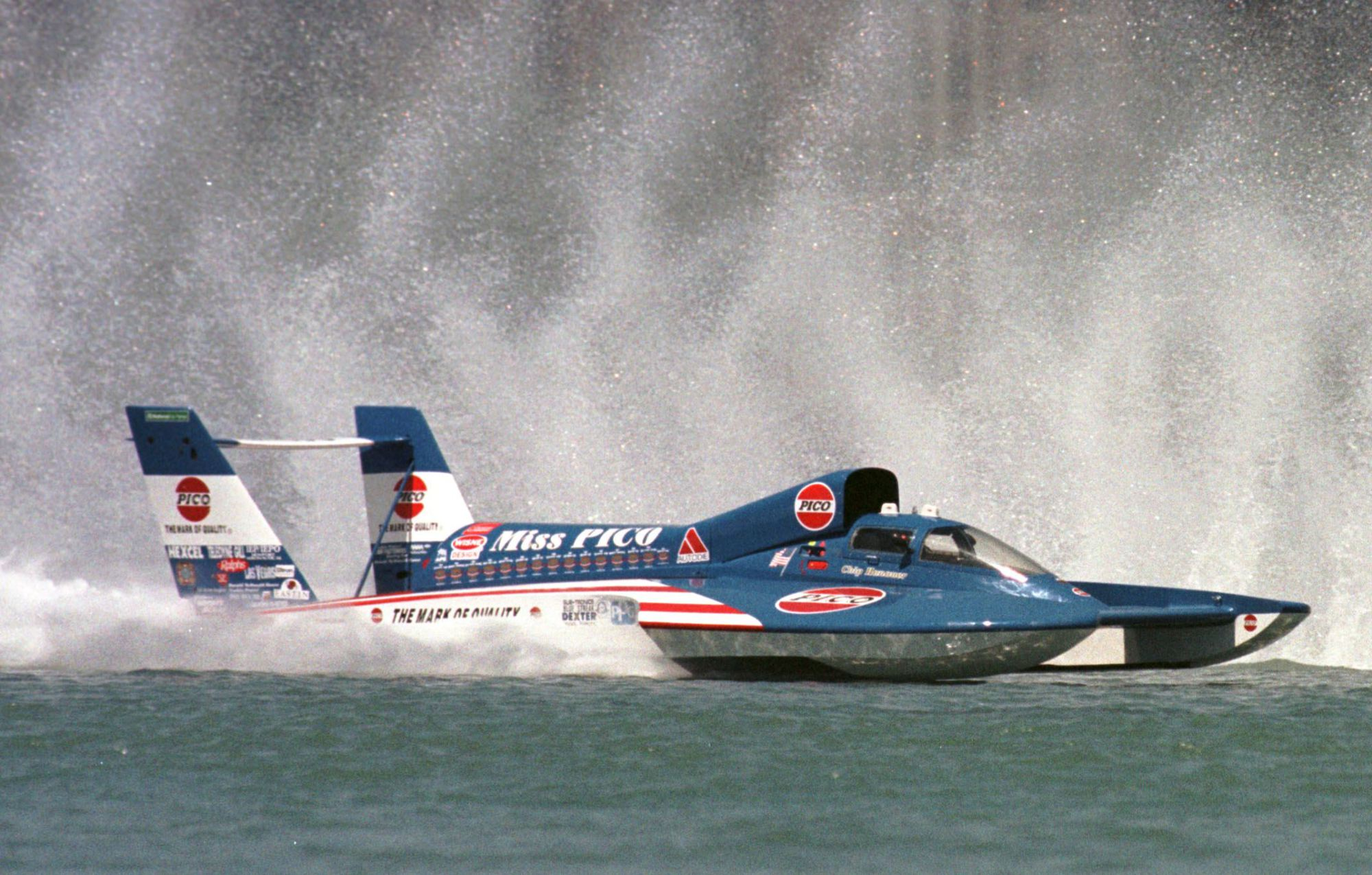 Hydroplane Boat Races