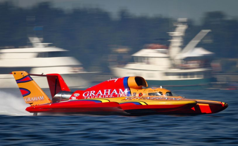UNLIMITED-HYDROPLANE race racing jet hydroplane boat ship hot rod rods e wallpaper