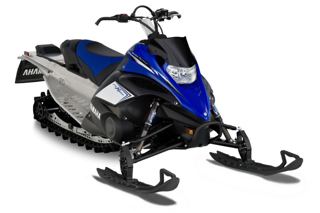 YAMAHA NYTRO snowmobile winter sled snow    r wallpaper