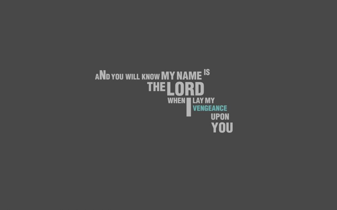 Bible Verse And Image Pulp Fiction Wallpaper: Pulp Fiction Quotes Wallpaper
