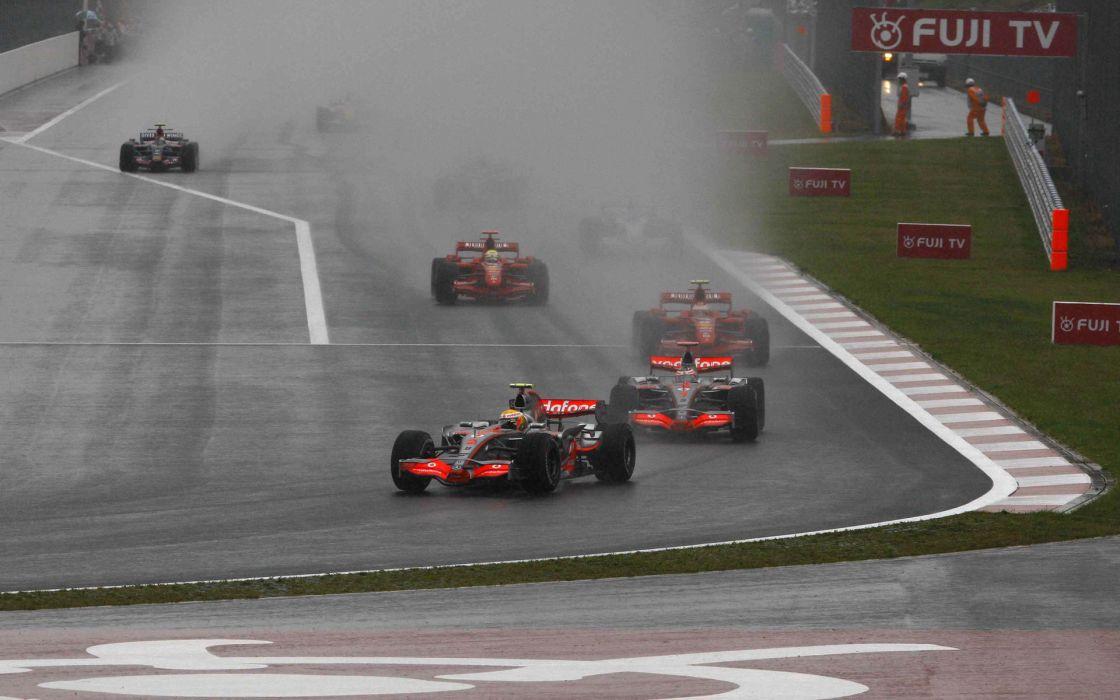 Formula One McLaren wallpaper