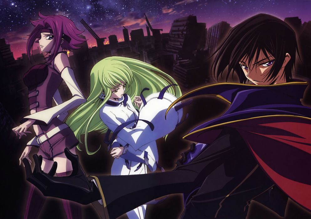 Code Geass Lelouch of the Rebellion     g wallpaper