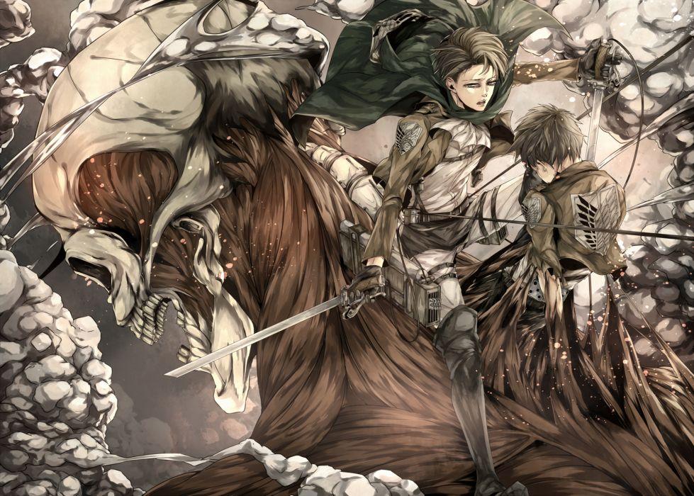 Shingeki no Kyojin    fg wallpaper