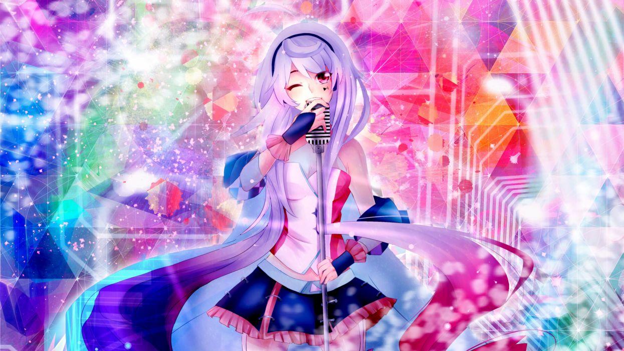 Vocaloid MAIKA wallpaper