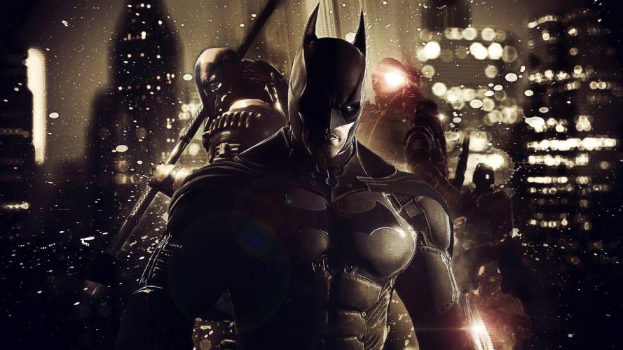 Batman hero Games 3D Graphics j wallpaper