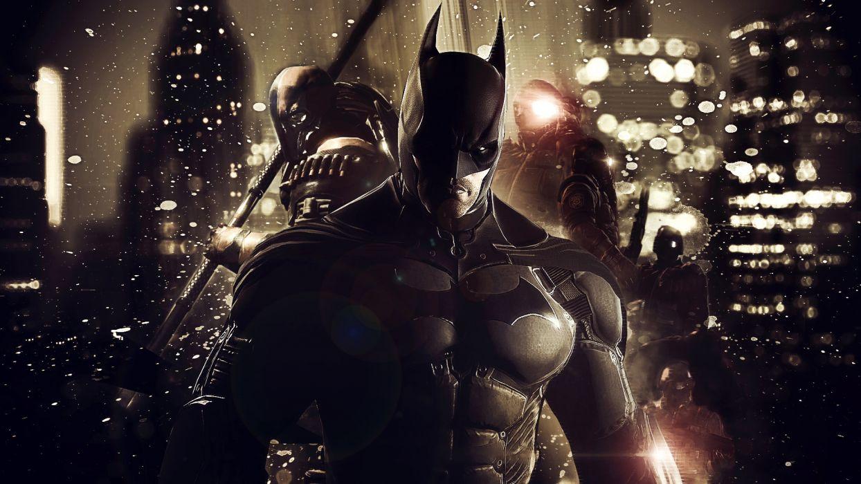 Batman Hero Games 3d Graphics J Wallpaper 1920x1080
