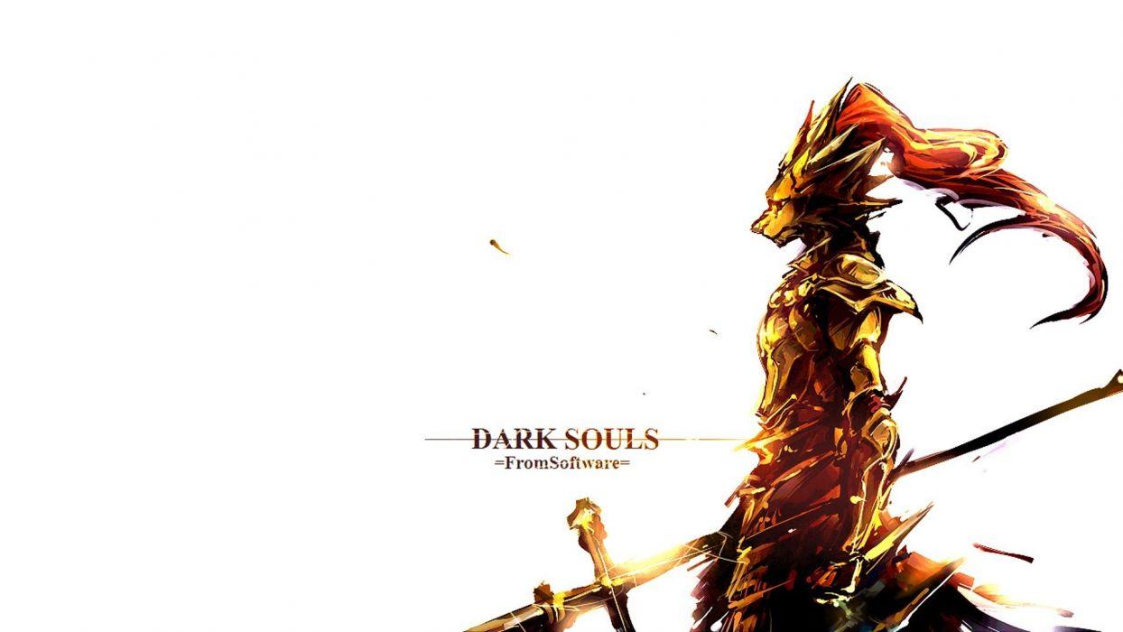 Dark Souls Warrior Games fantasy wallpaper