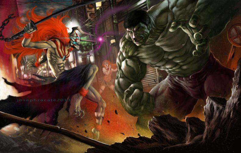 Heroes comics Hulk hero Warrior superhero wallpaper
