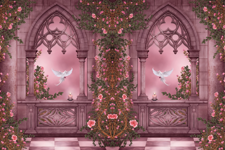 Pigeons fantasy bokeh mood wallpaper 6000x4000 195738 for 3d wallpaper home decor malaysia