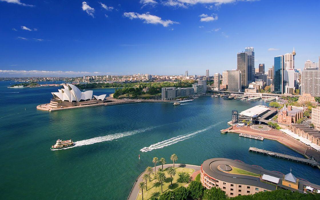 Australia Oceanscape wallpaper