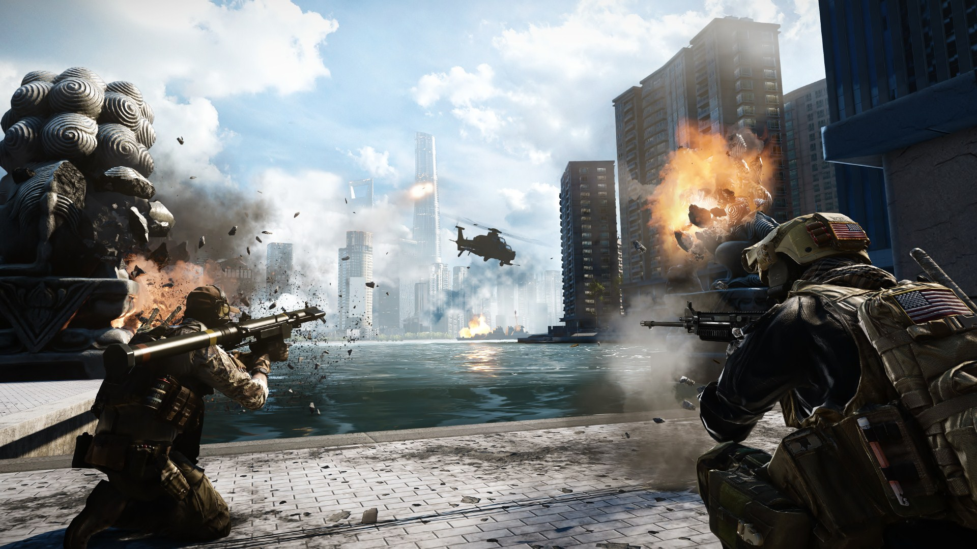 Battlefield 1 War Video Game Hd Wallpaper: Video Game Battlefield 4 War Game Hd Wallpaper Wallpaper