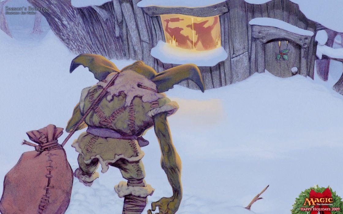 fantasy Magic: The Gathering fantasy art wallpaper