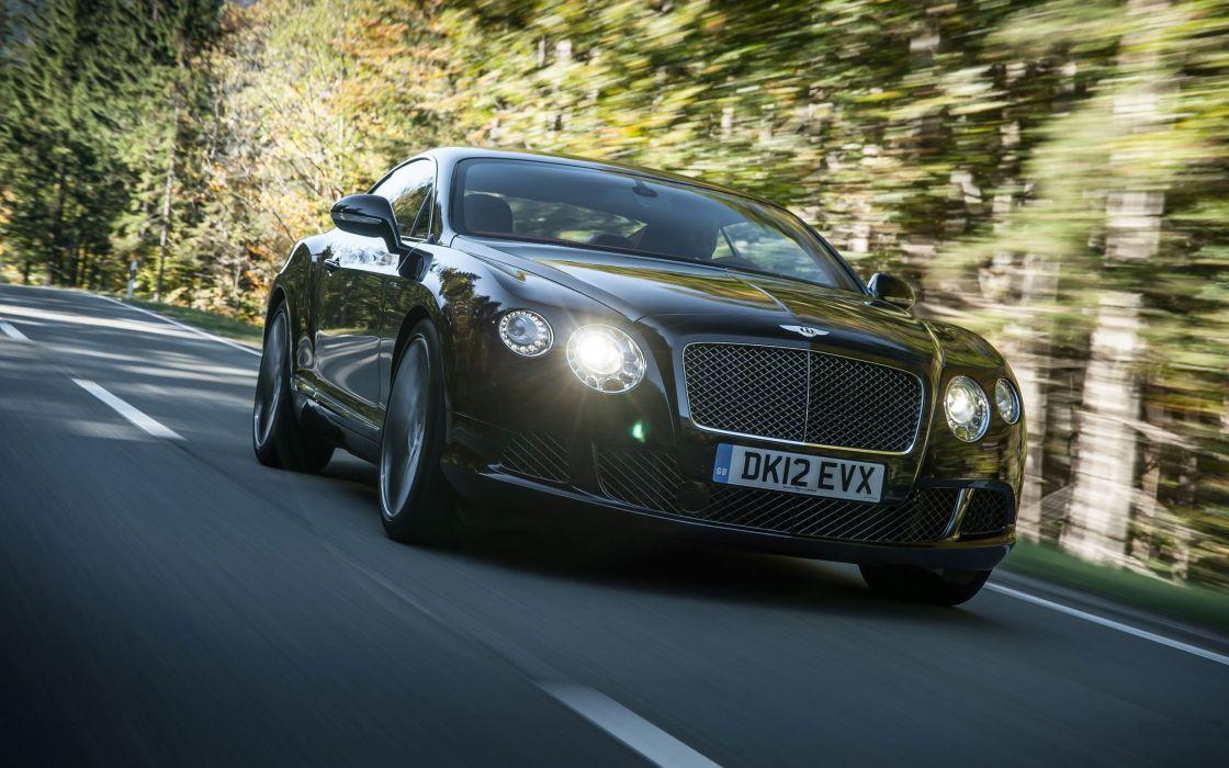Bentley supercars speed wallpaper
