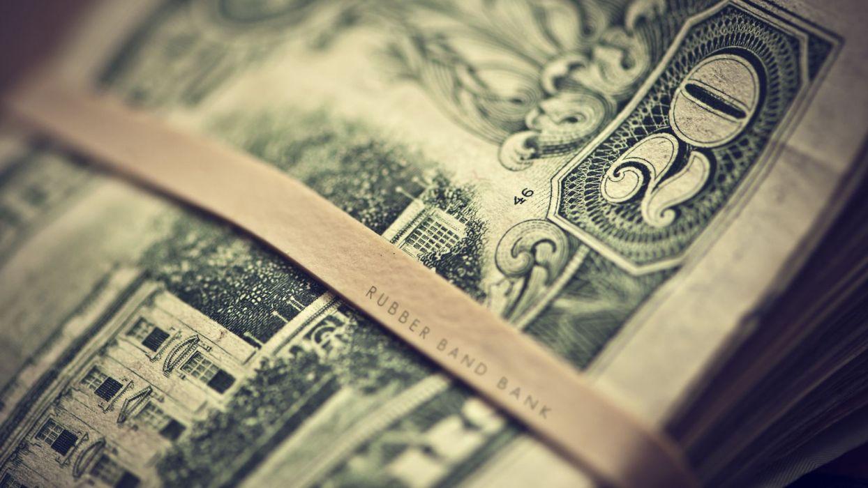money dollar bills depth of field twenty dollar bill wallpaper
