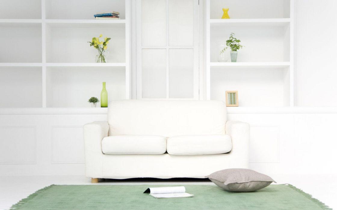 interior furniture wallpaper