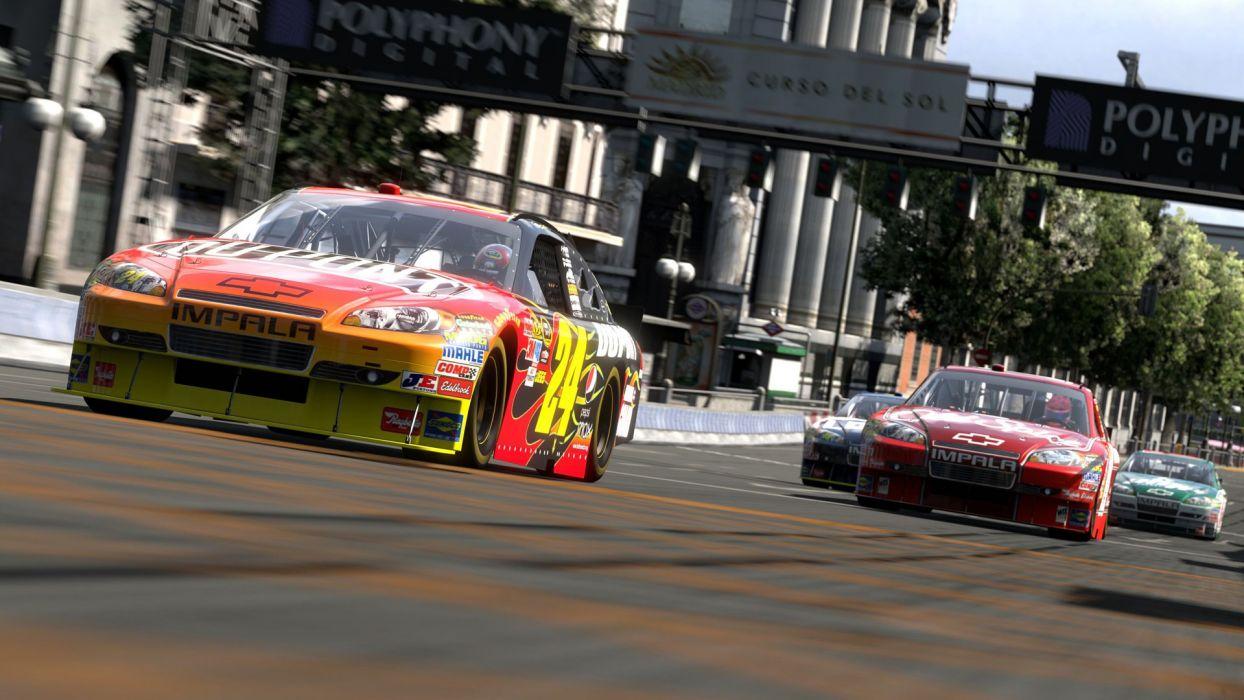 video games cars Chevrolet Impala Gran Turismo 5 Playstation 3 wallpaper