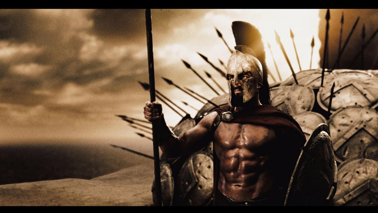 300 (movie) Leonidas wallpaper