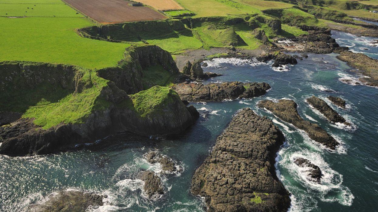Ireland bay wallpaper