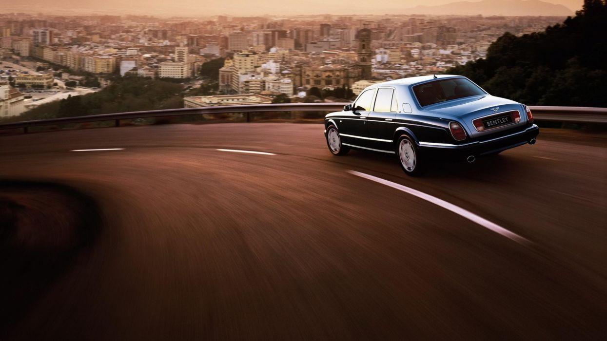 cars Bentley Arnage wallpaper