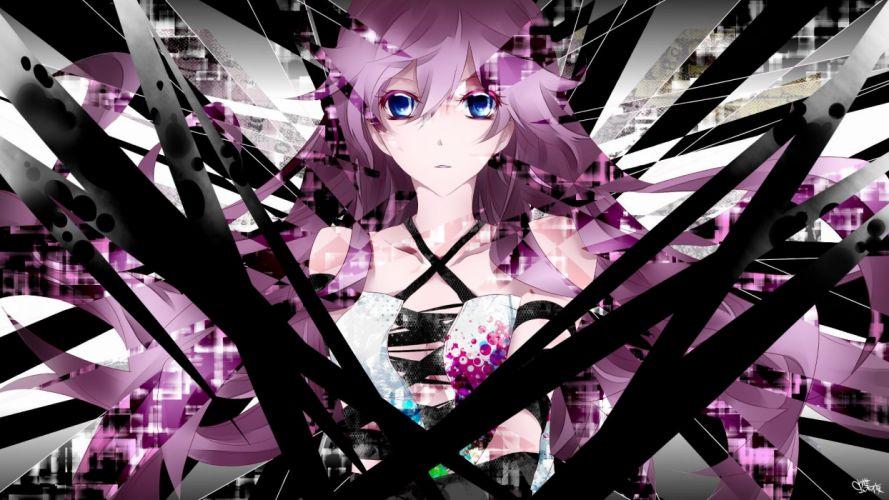 Vocaloid Megurine Luka wallpaper