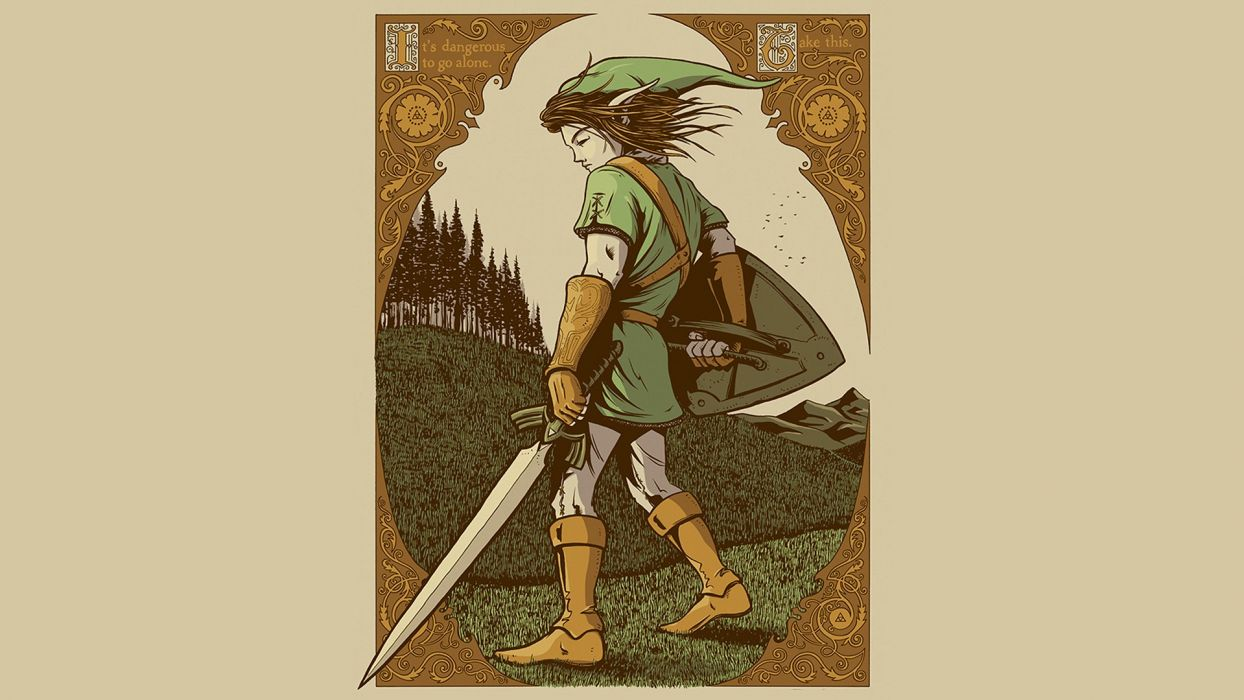 Nintendo video games Link Zelda Ganondorf The Legend of Zelda fan art Shigeru Miyamoto wallpaper
