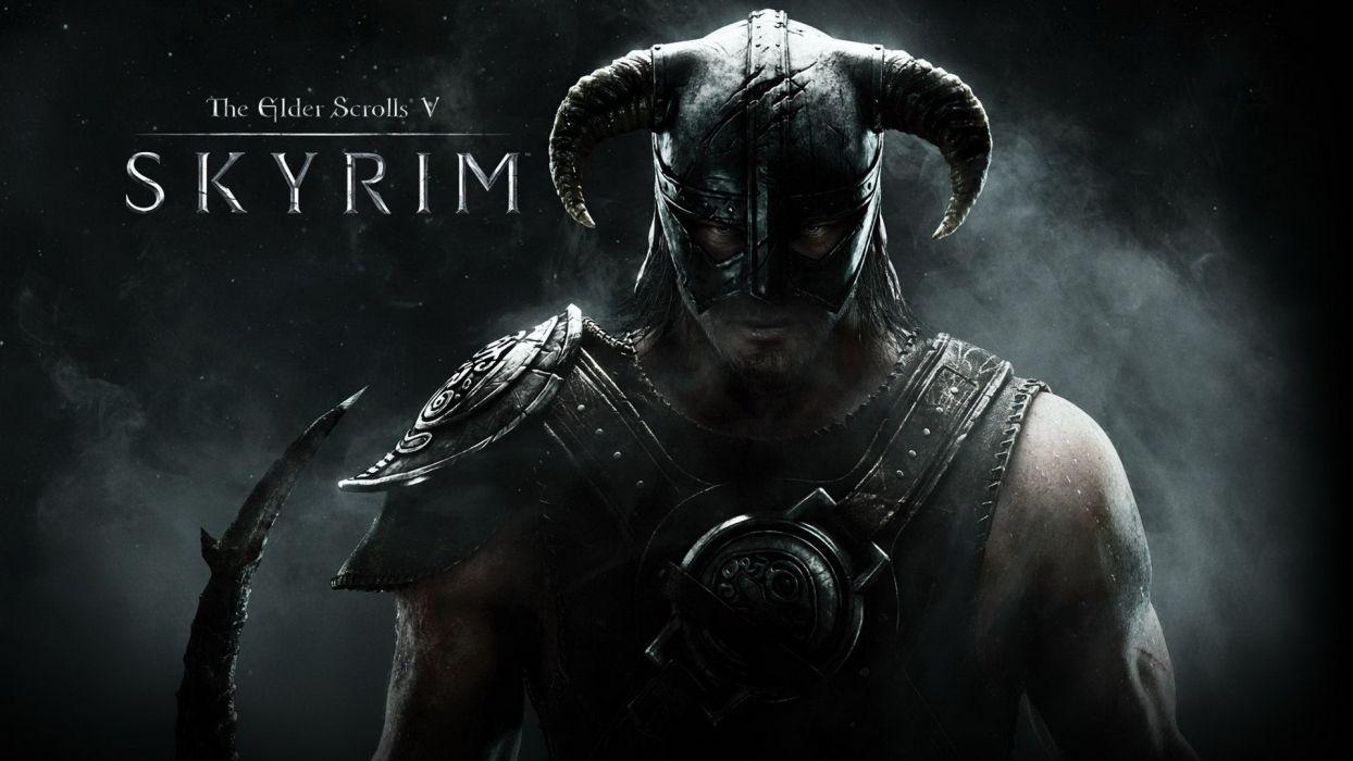 The Elder Scrolls games wallpaper