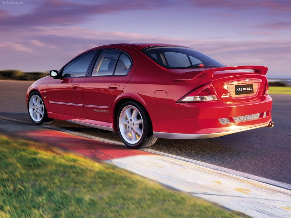 cars vehicles sports cars Ford Falcon Ford Australia wallpaper