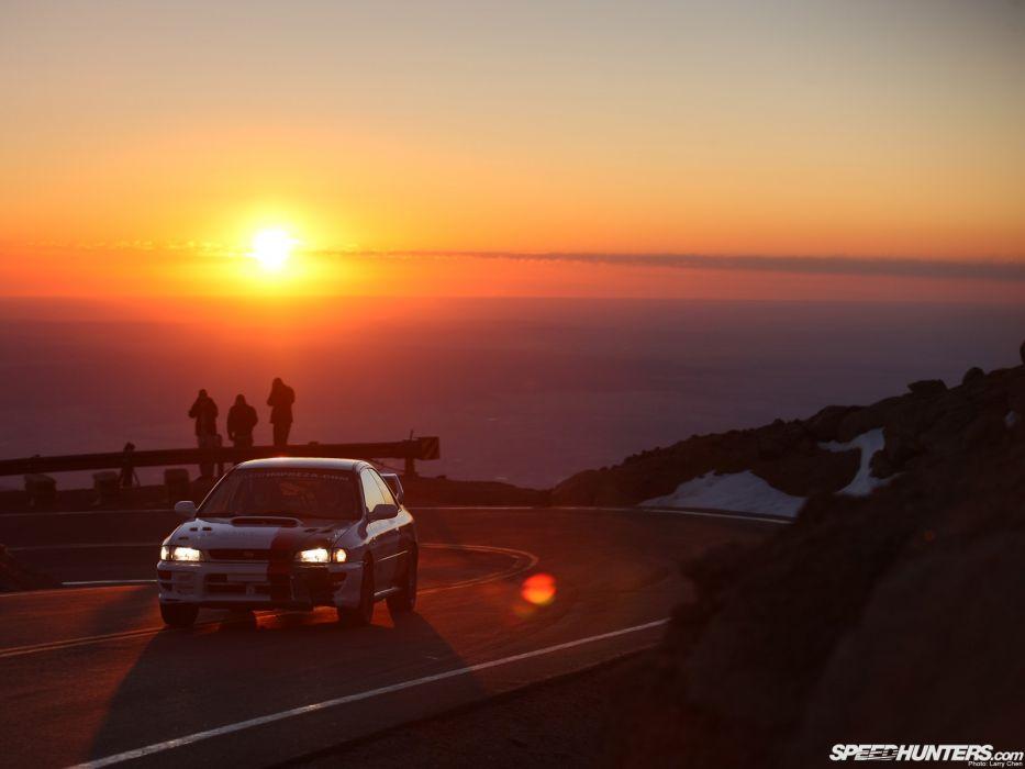 cars Subaru WRX STI wallpaper