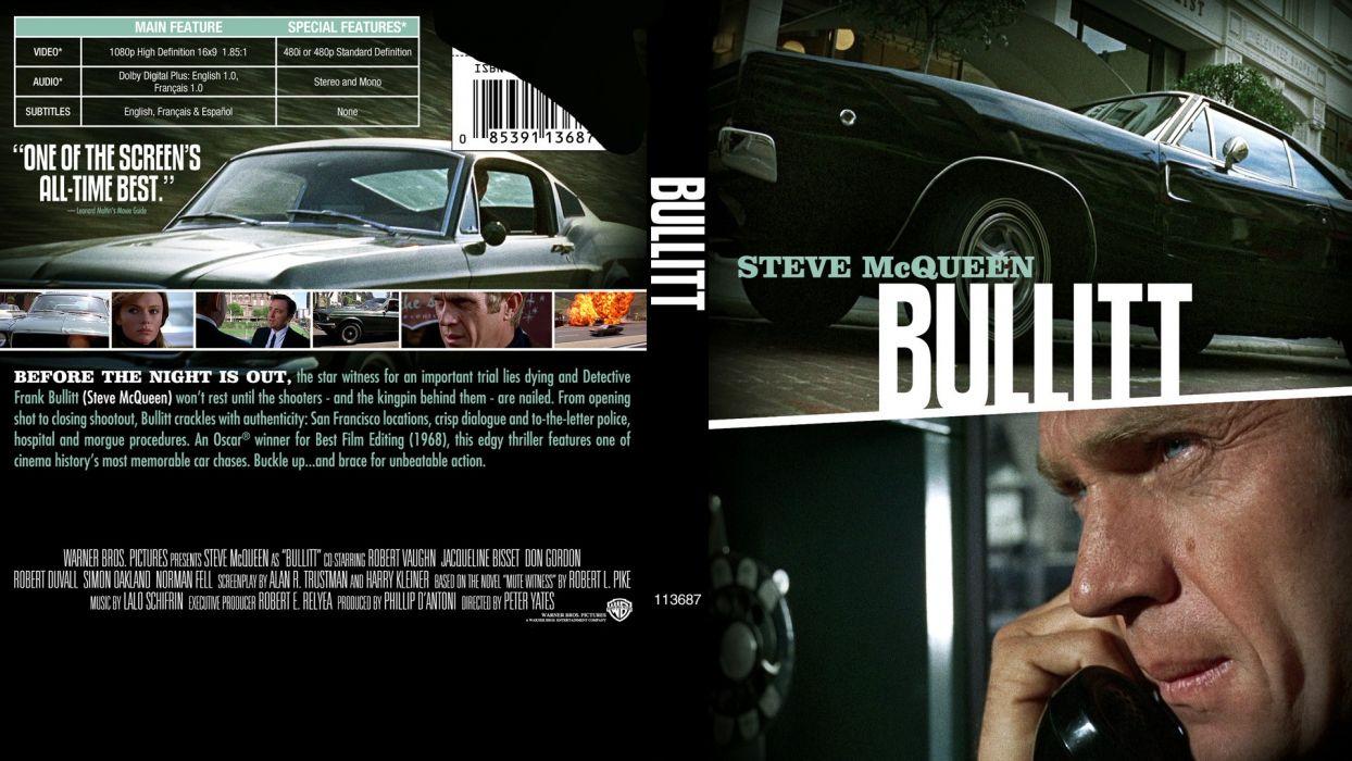cars bullitt card wallpaper