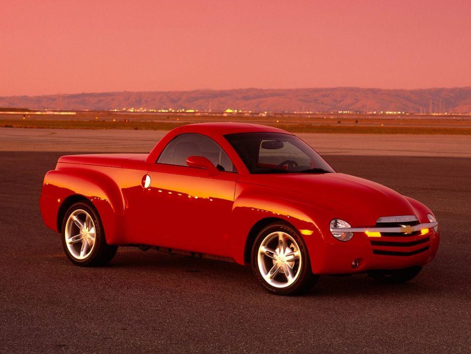 cars Chevrolet SSR wallpaper