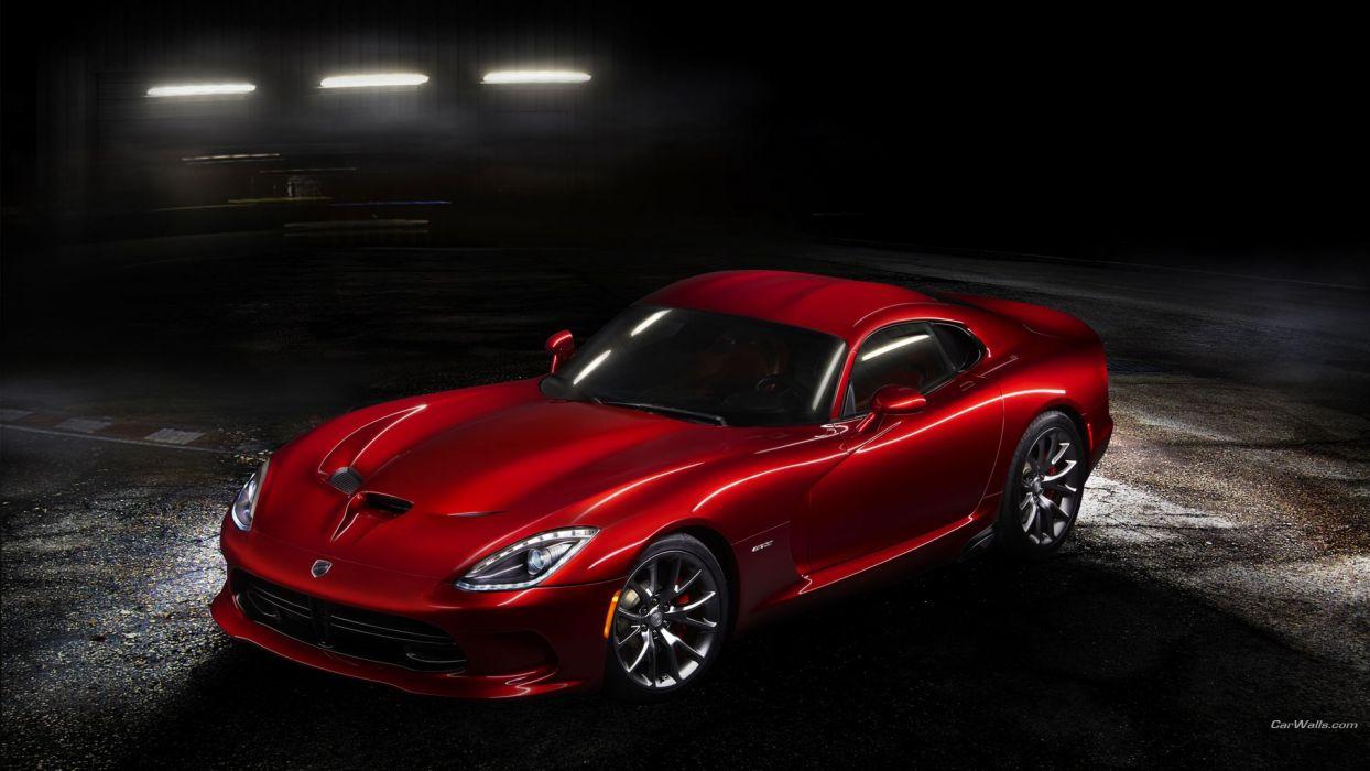 cars Dodge Dodge Viper muscle car wallpaper