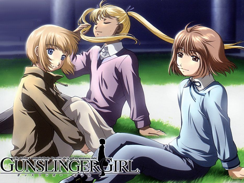 Gunslinger Girl rico Henrietta (Gunslinger Girl) wallpaper