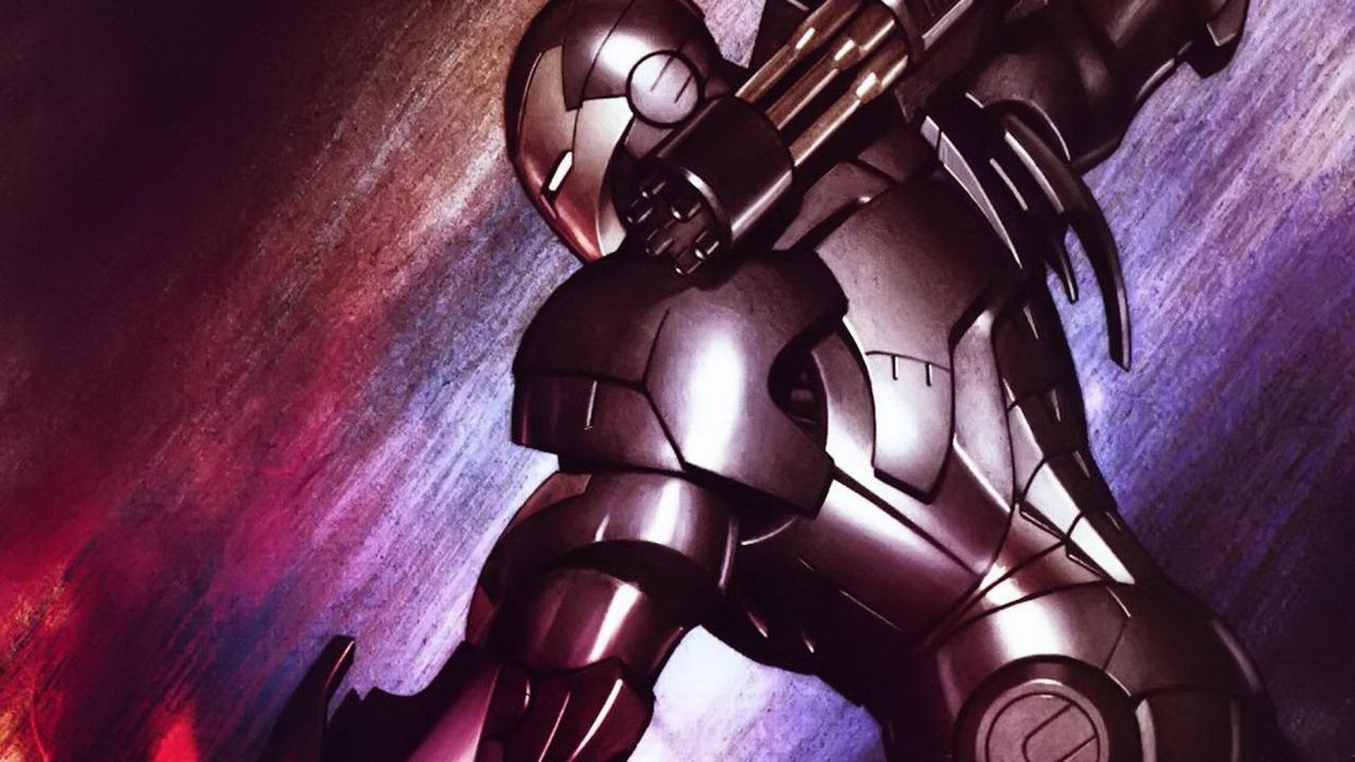 Iron Man comics War Machine Marvel Comics wallpaper