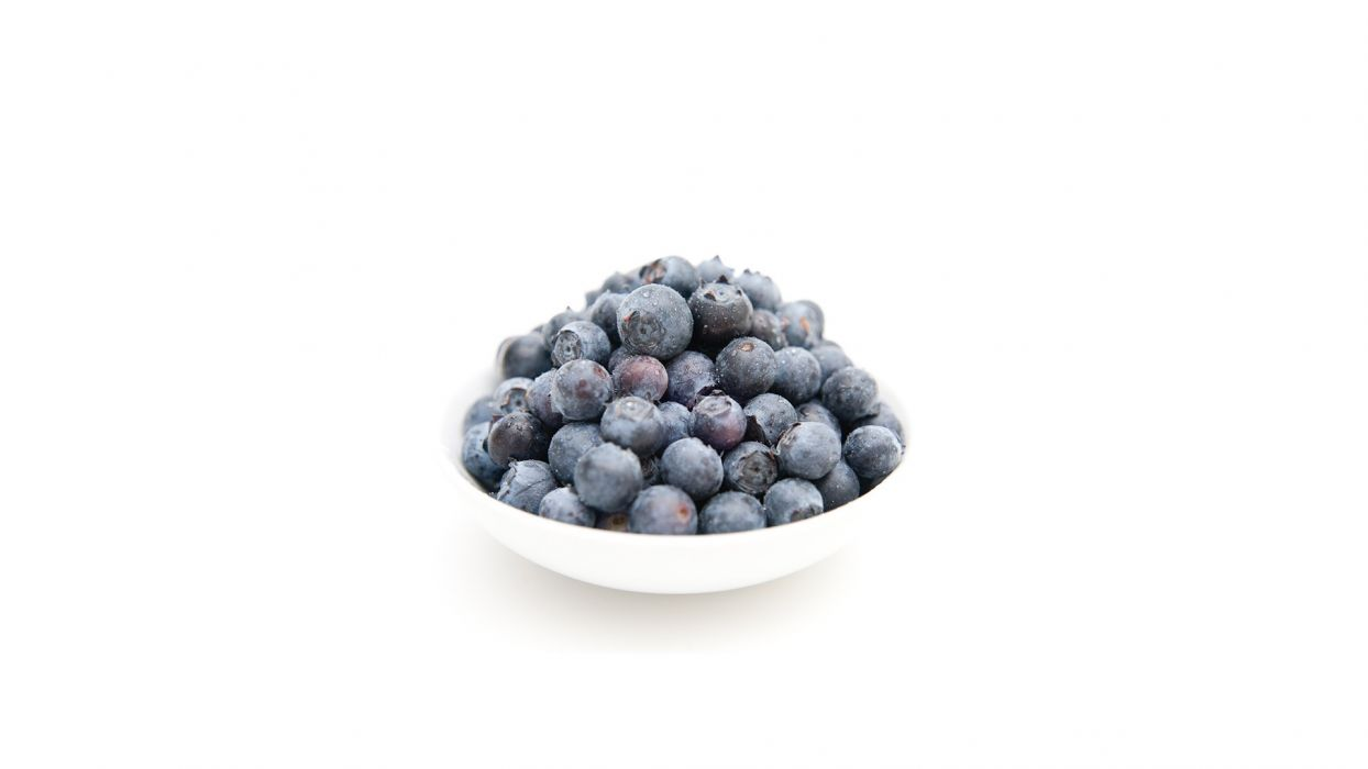 white background blueberry cactus fruit wallpaper