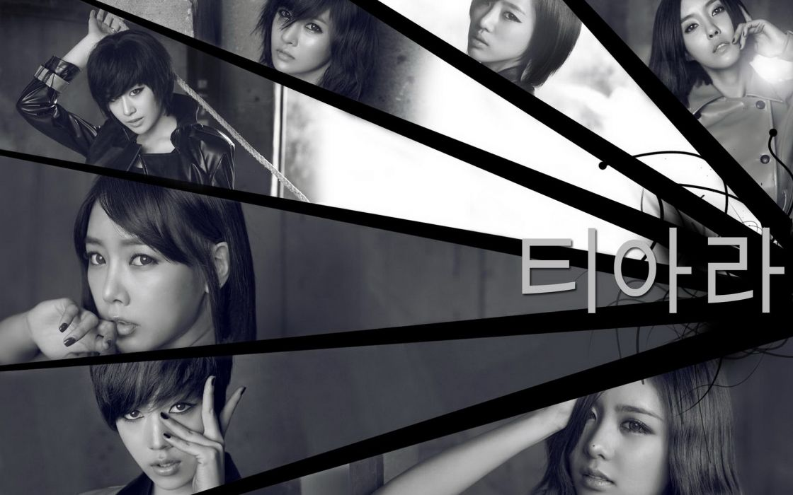 celebrity Korean K-Pop T-ara wallpaper