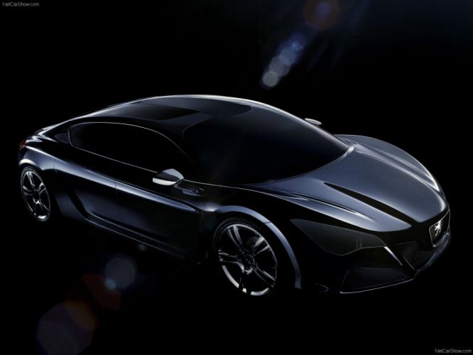 light cars Peugeot concept art proboss wallpaper