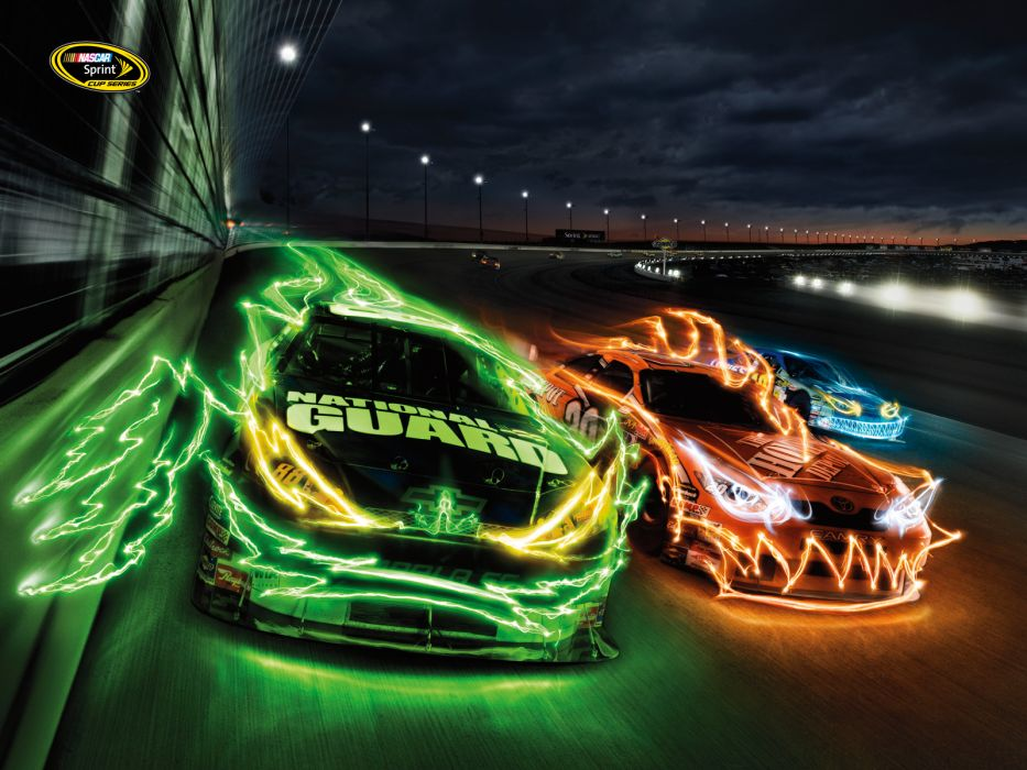 cars advertisement Nascar wallpaper