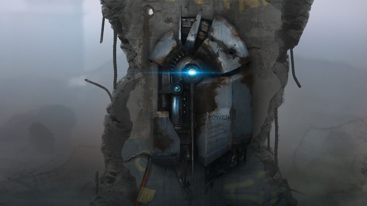 video games Valve Corporation Half-Life crowbar artwork wallpaper
