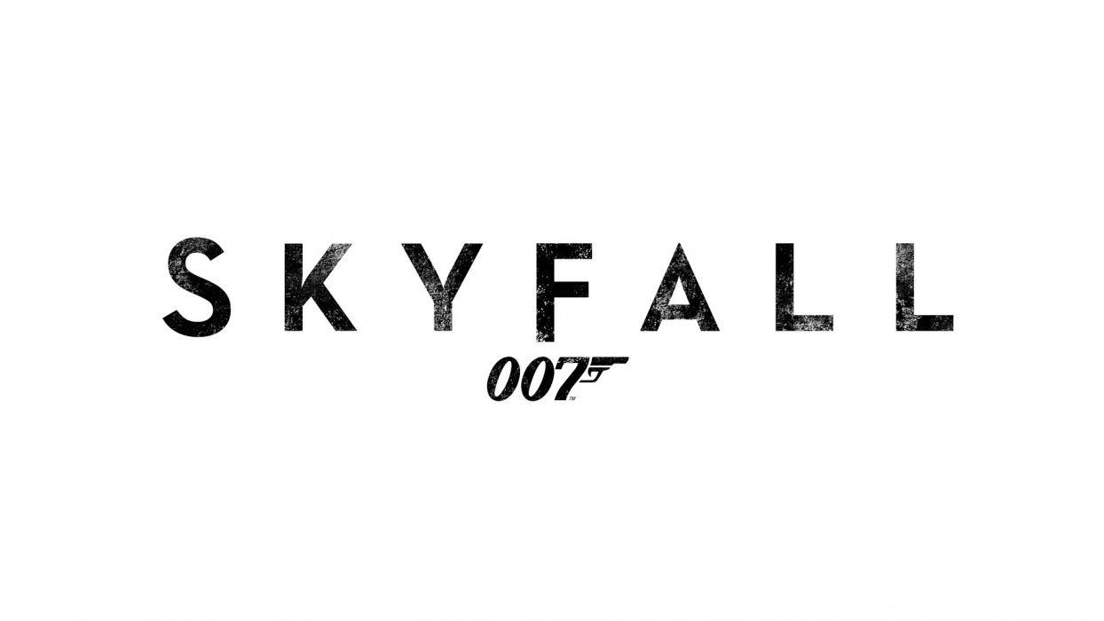 guns movies James Bond Skyfall spy wallpaper