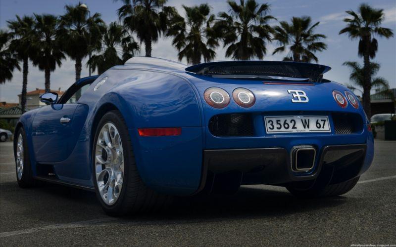 cars auto Bugatti Veyron 16_4 wallpaper