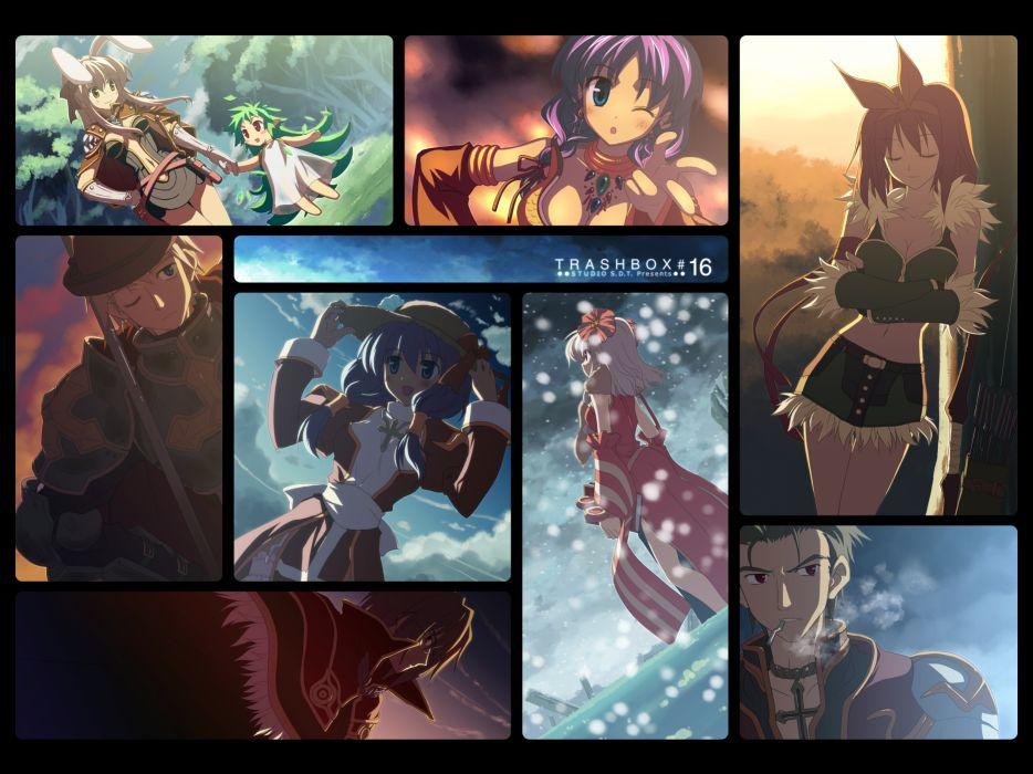 knight Ragnarok Online snipers gypsy priest professor Yuuki Tatsuya wallpaper