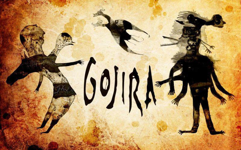 music Gojira wallpaper